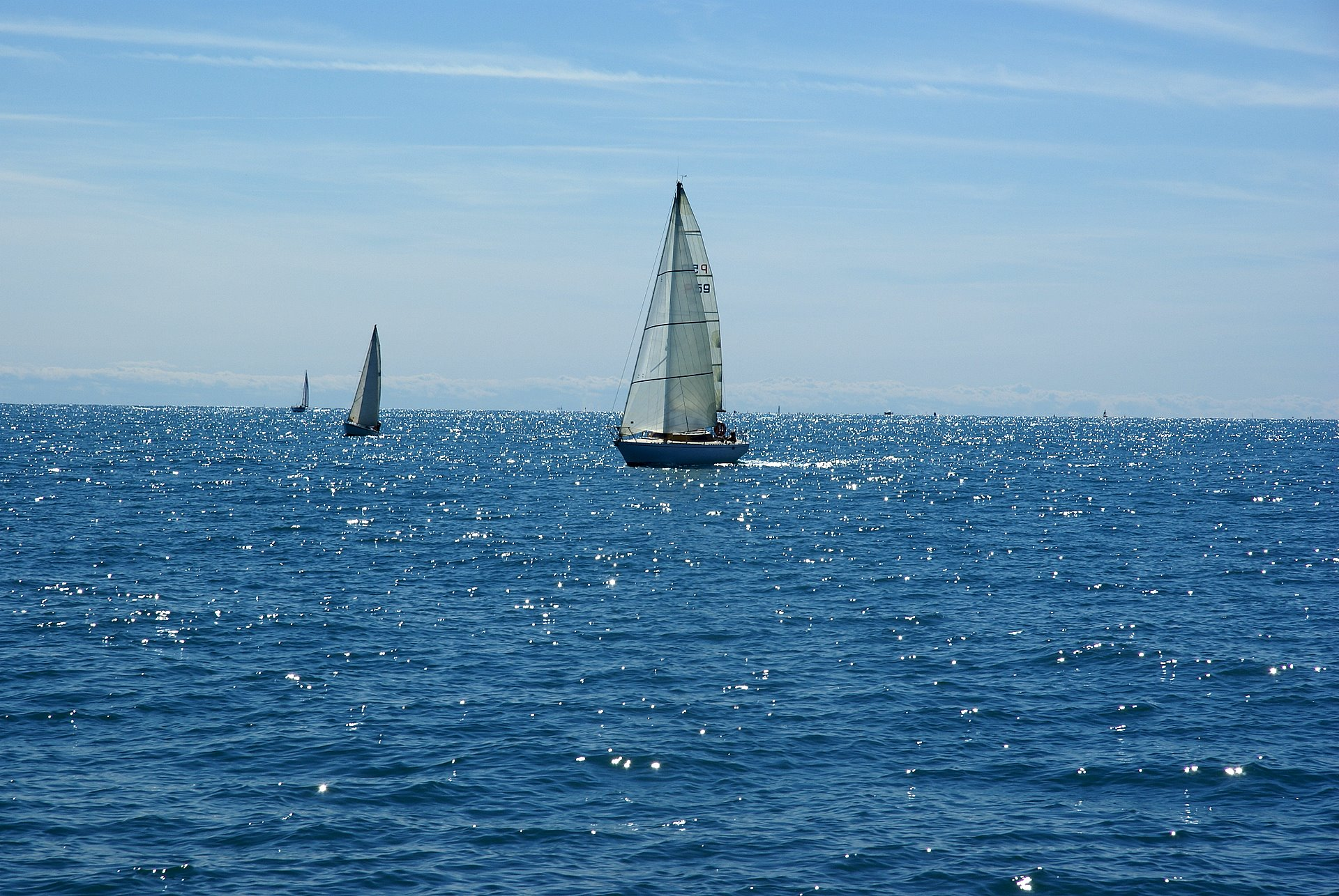 Sailboats Sea Wallpaper For Free Backgrounds